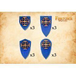 Jerusalem Shields