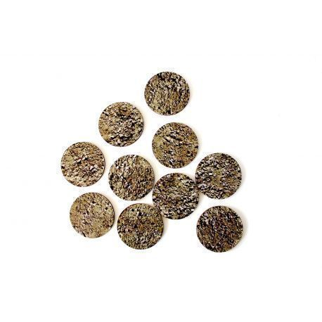 55 mm stones X5