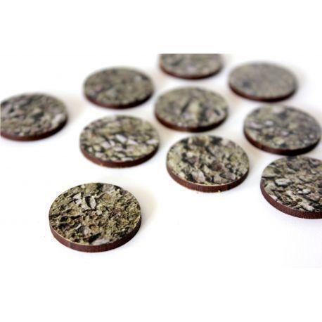 25mm stones X10