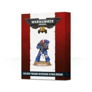 30 YRS OF 40K PRIMARIS VETERAN SERGEANT
