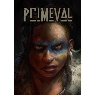 Primeval - Tribal Supplement