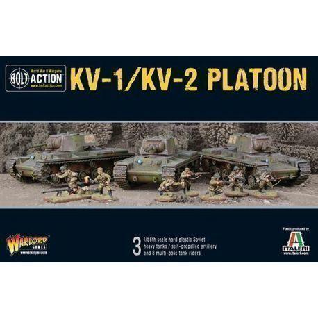 KV1/2 PLATOON