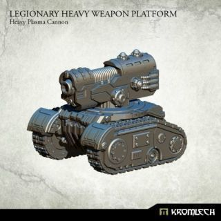LEGIONARY HEAVY WEAPON PLATFORM: HEAVY PLASMA CANNON