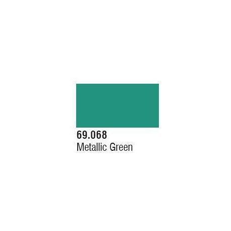 MECHA COLOR 068 17ML METALLIC GREEN