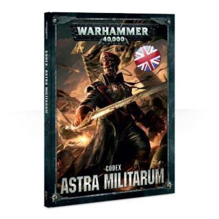 CODEX: ASTRA MILITARUM (HB) (ENGLISH)