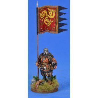 Saxon Warbanner Bearer