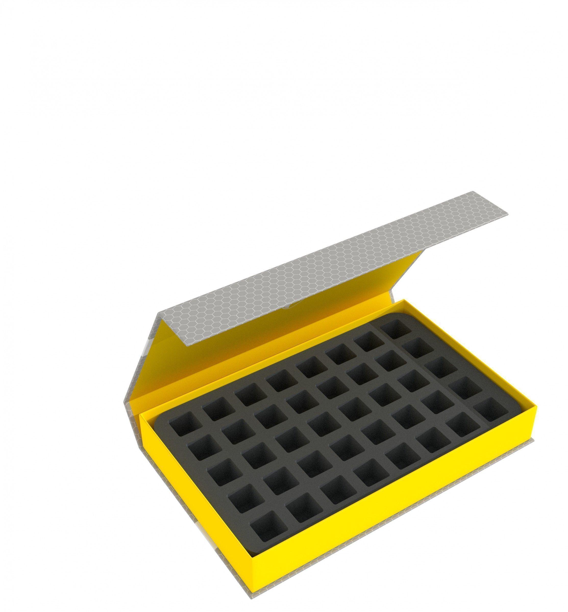 Feldherr Magnetic Box yellow for Star Wars Destiny - 40 dice - Bandua  Wargames Tienda de Miniaturas Online