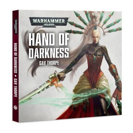 WH40K: HAND OF DARKNESS (AUDIOBOOK)
