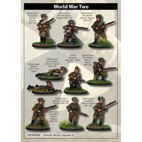 Soviet Rifle Squad II