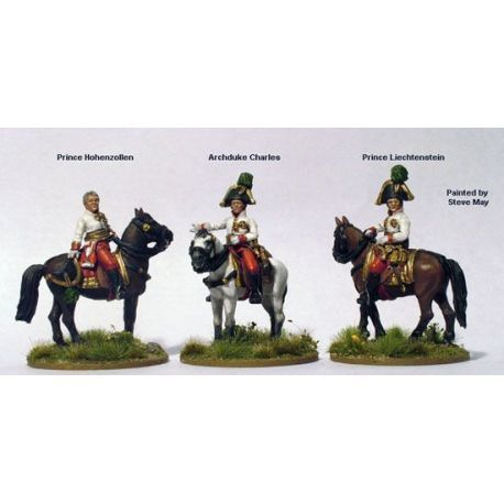 Early Mounted High Command