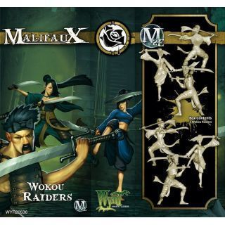 WOKOU RAIDERS (3 PACK)