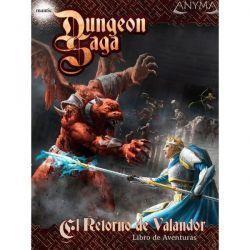 Dungeon Saga: El Retorno de Valandor