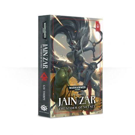 JAIN ZAR: STORM OF SILENCE (PB)