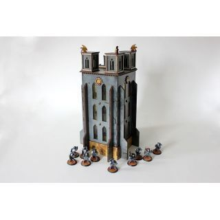 THE BELL OF SOULS TOWER