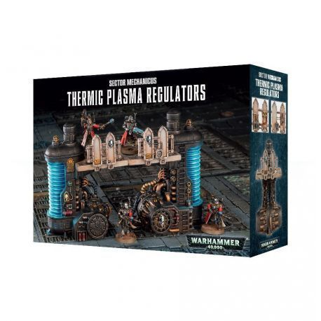 S/MECHANICUS: THERMIC PLASMA REGULATORS