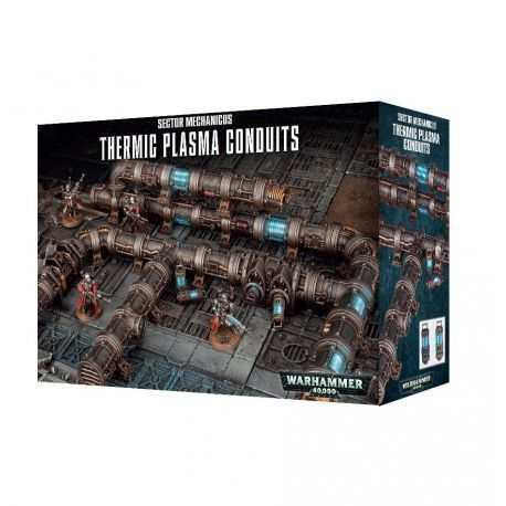 WARHAMMER 40000: THERMIC PLASMA CONDUITS