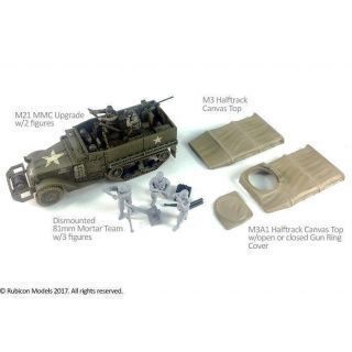 M3/M3A1 Expansion Kit - M21 MMC & Tarpaulin Set