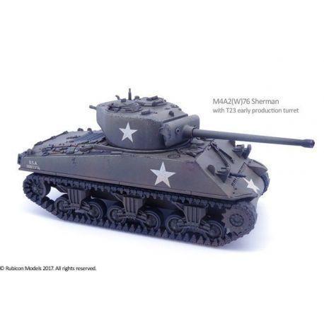 M4A2(W)76 Sherman