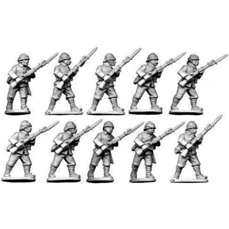 WW1 Turkish Infantry
