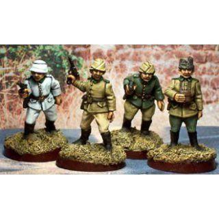 WW1 Turkish Officers