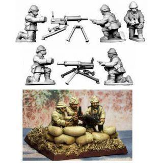 WW1 Turkish HMGs