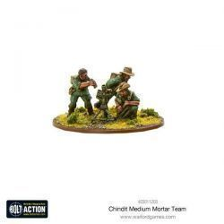 Chindit Medium Mortar Team