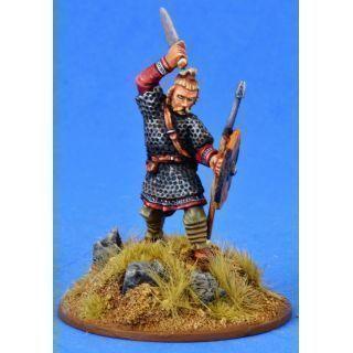 Salian/Merovingian Frank Warlord