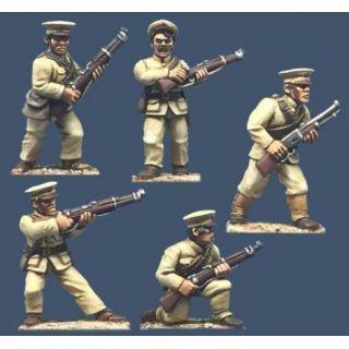 Mexican Federale Rifles