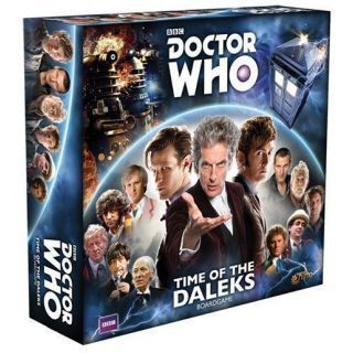 Dotor Who: Time of the Daleks