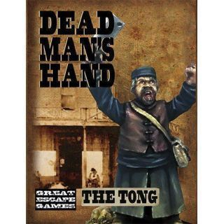 Dead Man's Hand Gang - The Tong