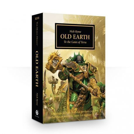 HORUS HERESY: OLD EARTH (HB)