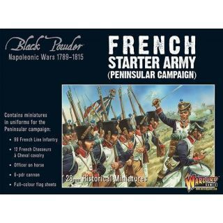 Napoleonic French Starter Army (Peninsular)