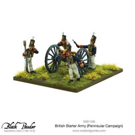 Napoleonic British Starter Army (Peninsular)