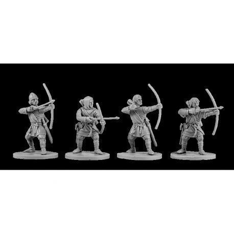 Anglo-saxons archers