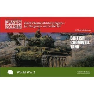 1/72nd British Cromwell Tank