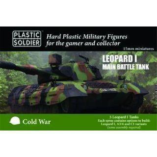 15mm Leopard 1 Main Battle Tank