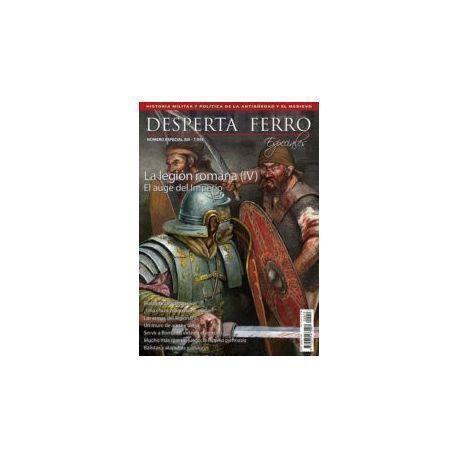 ESPECIALES 13: La legión romana (IV). El auge del Imperio