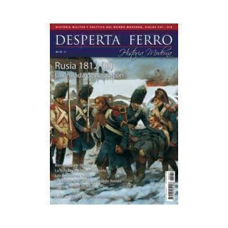 Historia Moderna 31: Rusia 1812 (III). La retirada de Napoleón