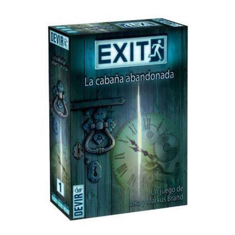 EXIT - 1.- LA CABAÑA ABANDONADA