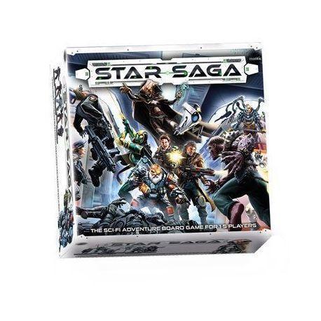 Star Saga: The Eiras Contract Core Set (Inglés)