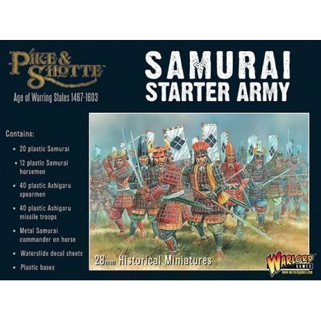 Samurai Starter Army