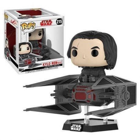 FIGURA POP STAR WARS: KYLO ON TIE FIGHTER