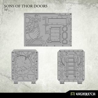 SONS OF THOR DOORS