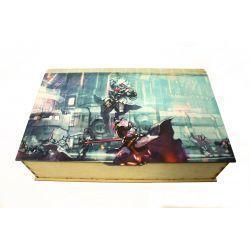 Infinity Cargo Box Panoceania