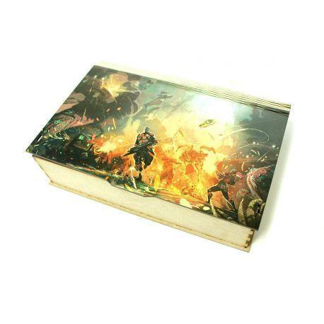 Infinity Cargo Box Yu Jing