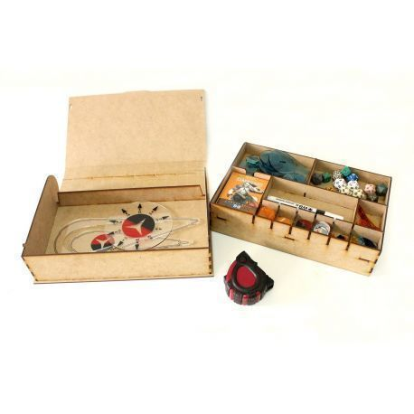 Infinity Cargo Box Nomads