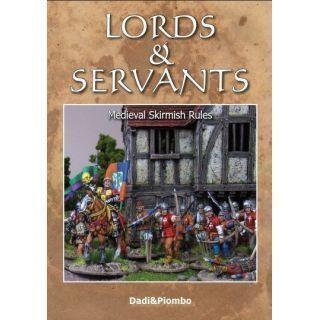 Lords & Servants - Medieval Skirmish Rules
