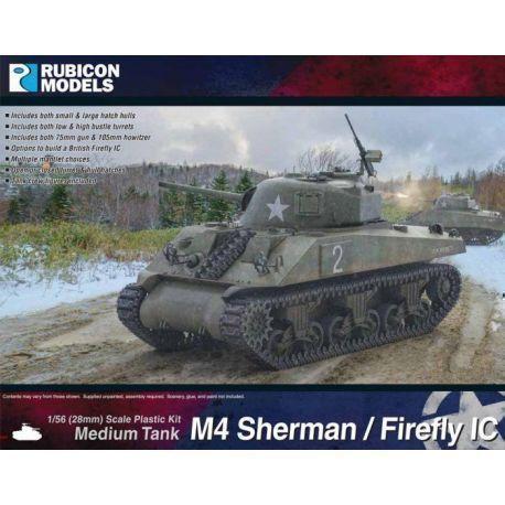 M4 Sherman/Firefly IC
