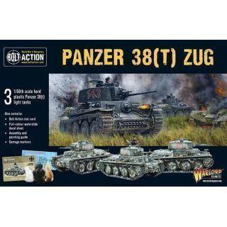 Panzer 38(t) Zug