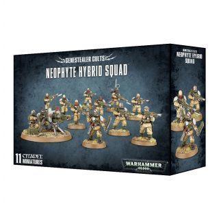 Genestealer Cult Neophyte Hybrids Squad